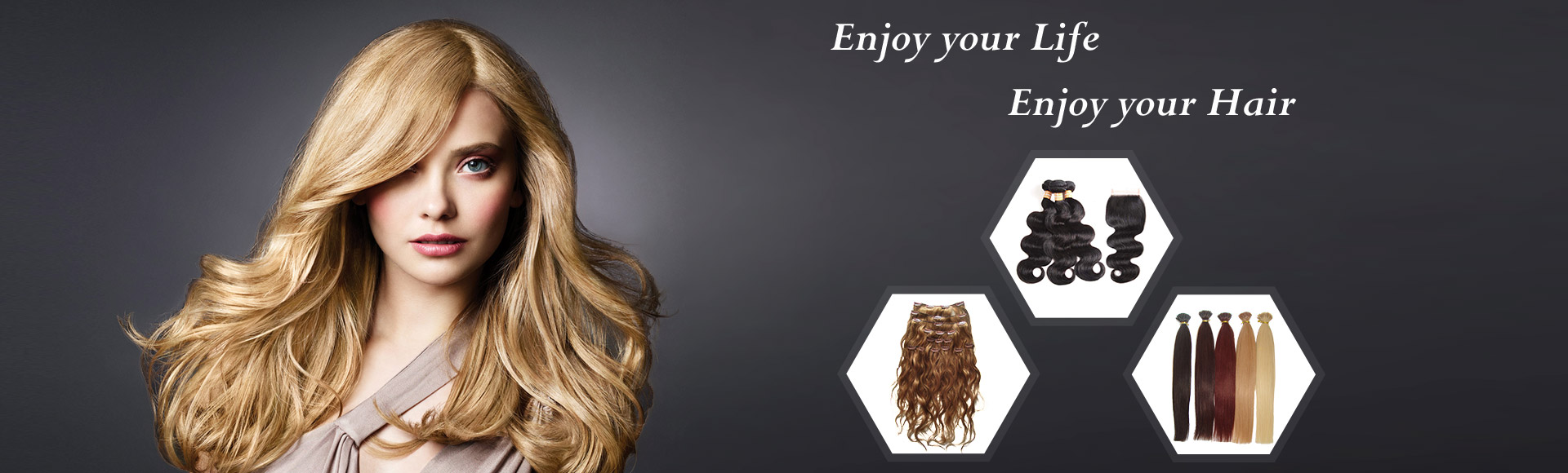 Human Hair Weave Bundles and Extensions