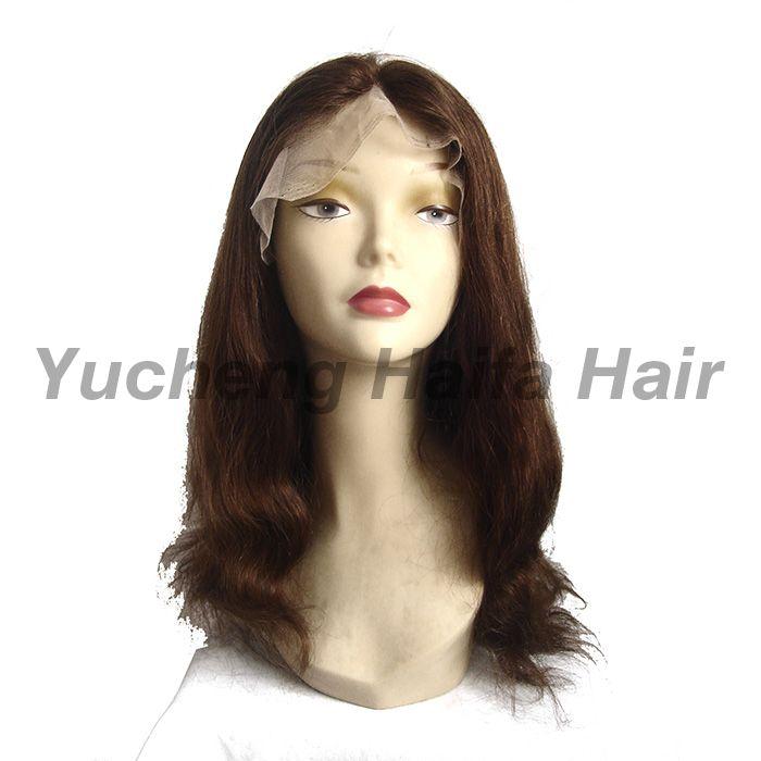 Human Hair Full Lace Wig HF9101