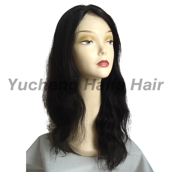 Human Hair Full Lace Wig HF9103