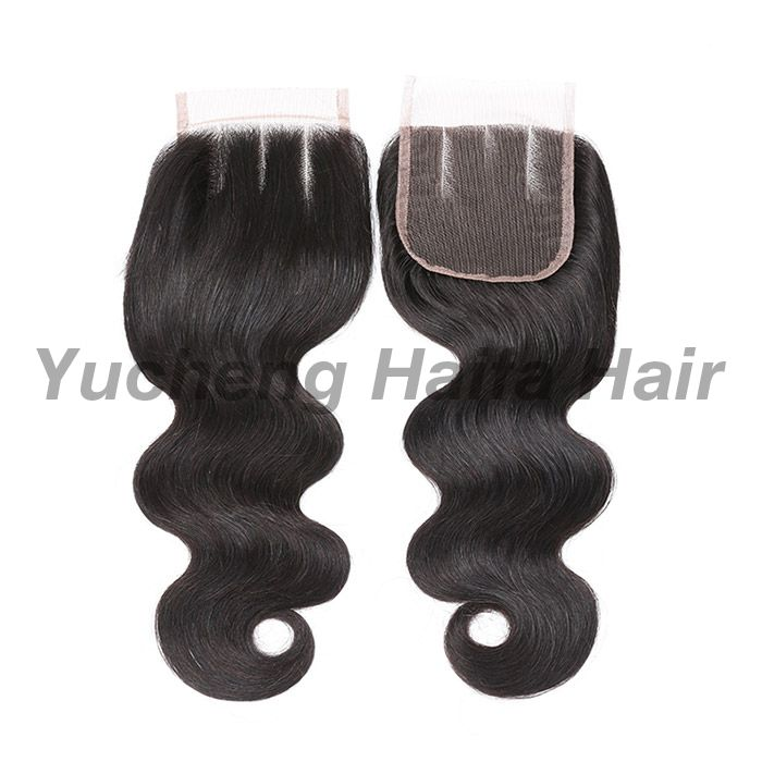 Human Hair Lace Closure HF9204