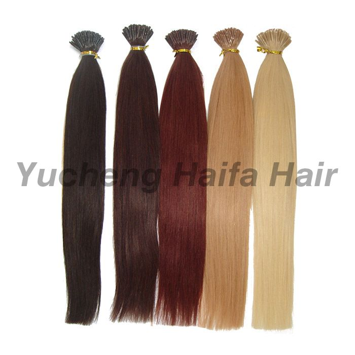 Pre-Bonded Stick Tip Hair Extensions HF9303