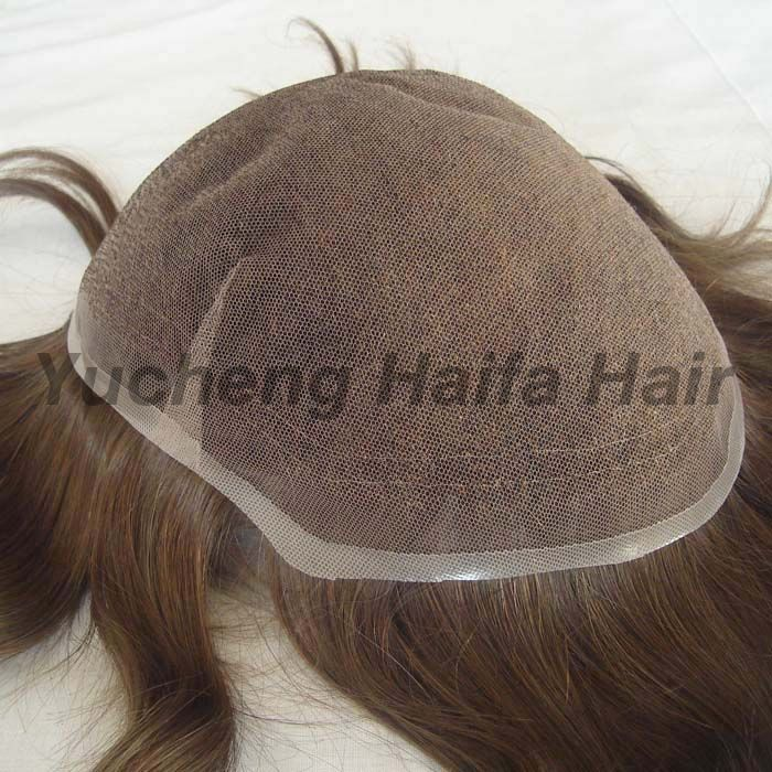 Swiss Lace Men Wig