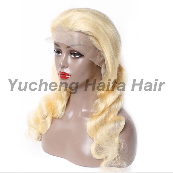 613 Blond Color Full Lace Wig